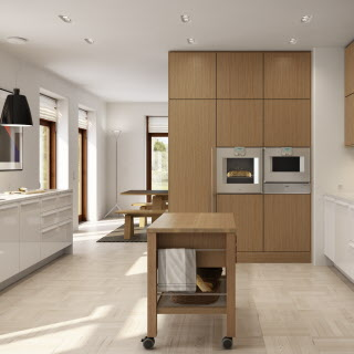 High quality kitchen from uno form