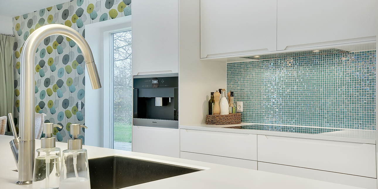 Untraditional kitchen from uno form
