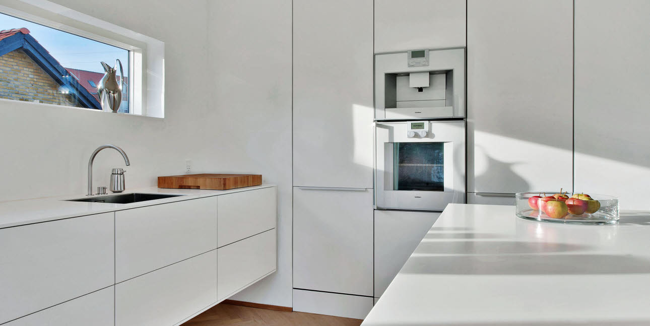 Timeless designer kitchen from uno form