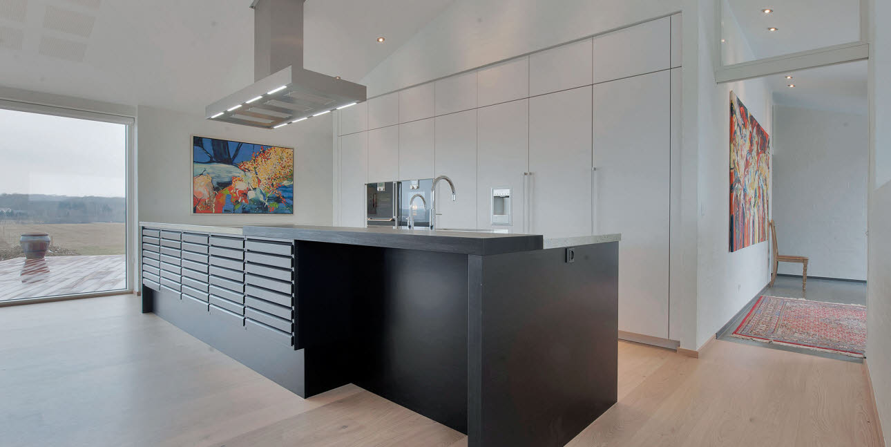 Beautiful designer kitchen from uno form