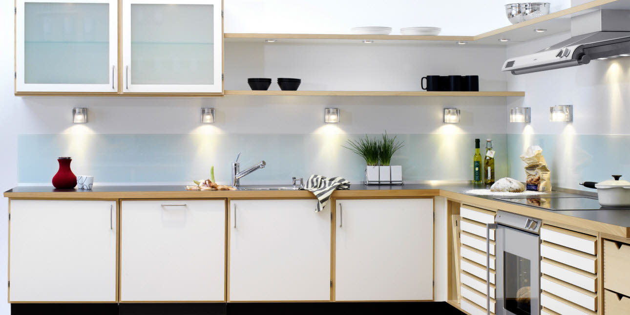 Unique designer kitchen from uno form
